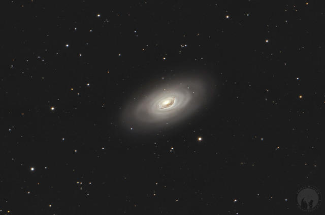 M64 - Blackeye Galaxy - 180613