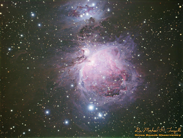 M42 - Orion Nebula - 141125