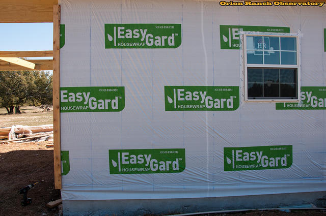Preparing for Siding