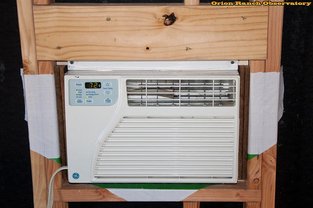 Observatory Air Conditioner