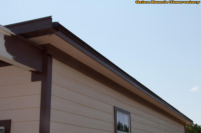 Continuous Cleat and Drip Edge