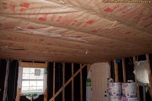 Ceiling Insulation Complete