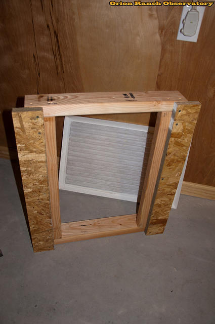 Framing Vent Fan