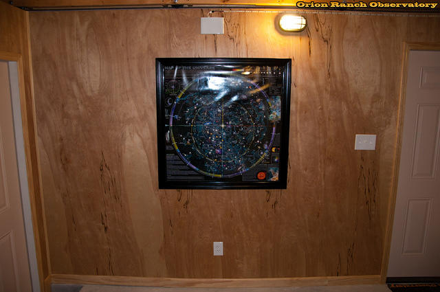 Large Map of the Universe
