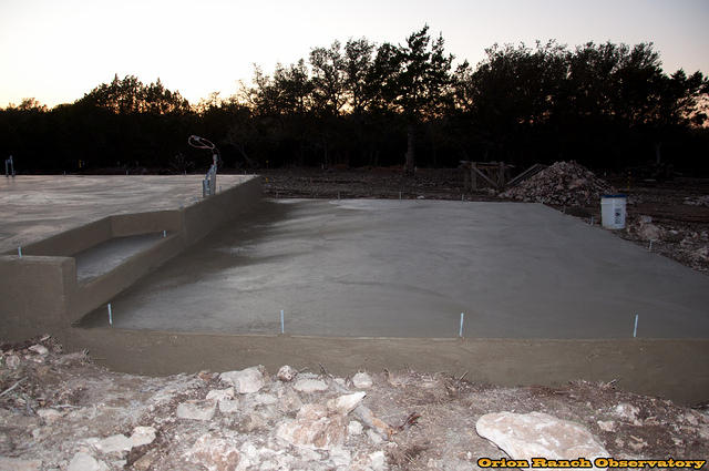 Day 4 - Watching Concrete Dry