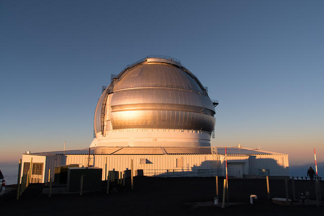Gemini Observatory North
