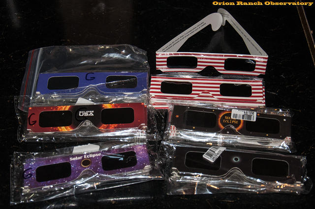 Nibesser 3D View Solar Eclipse Glasses - 30 Pack