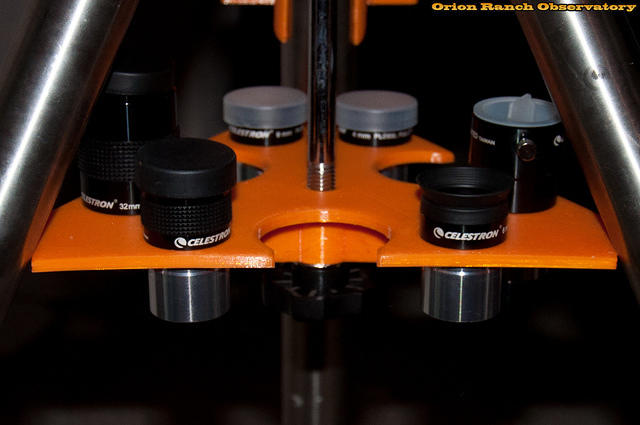 "Full of 1.25"" Eyepieces"