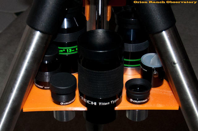"Adding 2"" Eyepieces"