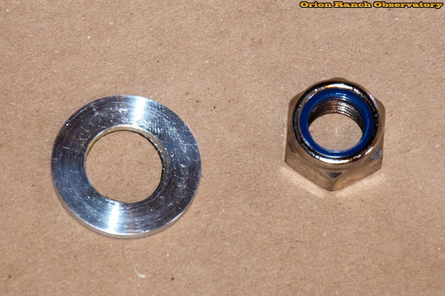 Lock Nut and Washer