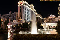 Caesar's Palace Fountains