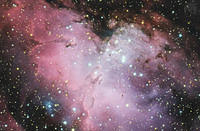 M16 - The Eagle Nebula - 180803