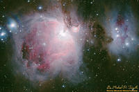 M42 - Orion Nebula - 100205