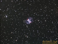 M76 - Little Dumbbell -160928
