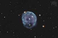 NGC 246 - The Skull Nebula - 171208 CR