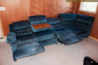 Recliners Installed