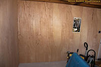 Finished Paneling