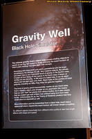 Gravity Well Black Hole Demo