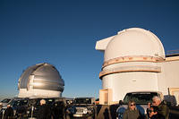 Gemini North and U of H Observatories
