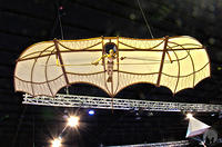 Hang Glider and Parachute