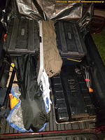 Loaded Truck Bed