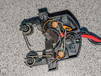 Brush Housing Interior