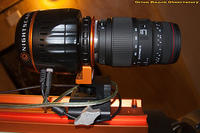 Camera and Lens Mounted @ 70 mm