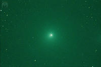 Comet Wirtanen Single Frame