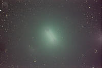 Comet Wirtanen background dark only stretch
