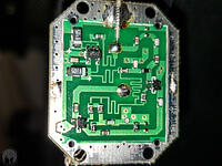 Inside the Active GPS Antenna