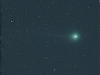 Comet Lovejoy Processing