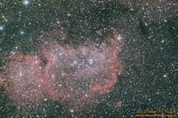 IC 1848 - The Soul Nebula - 101126 - 5 min