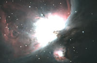 Orion Nebula Core 600sec 1F linstretch