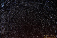 North Polar Star Trails - 090130